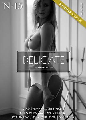 Delicate Magazine 15 SUPERIOR