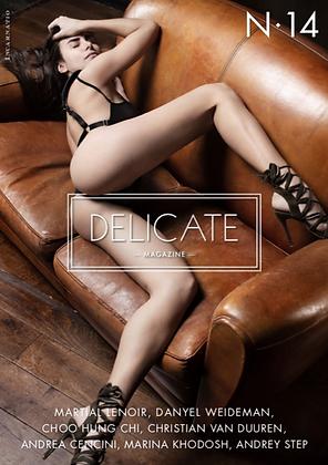 Delicate Magazine 14