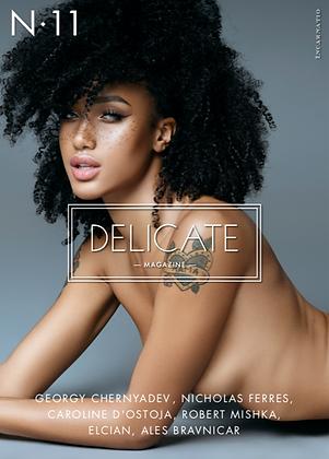 Delicate Magazine 11