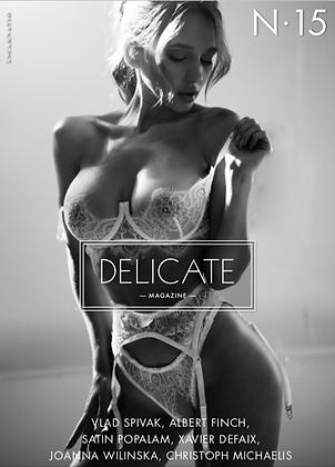 Delicate Magazine 15