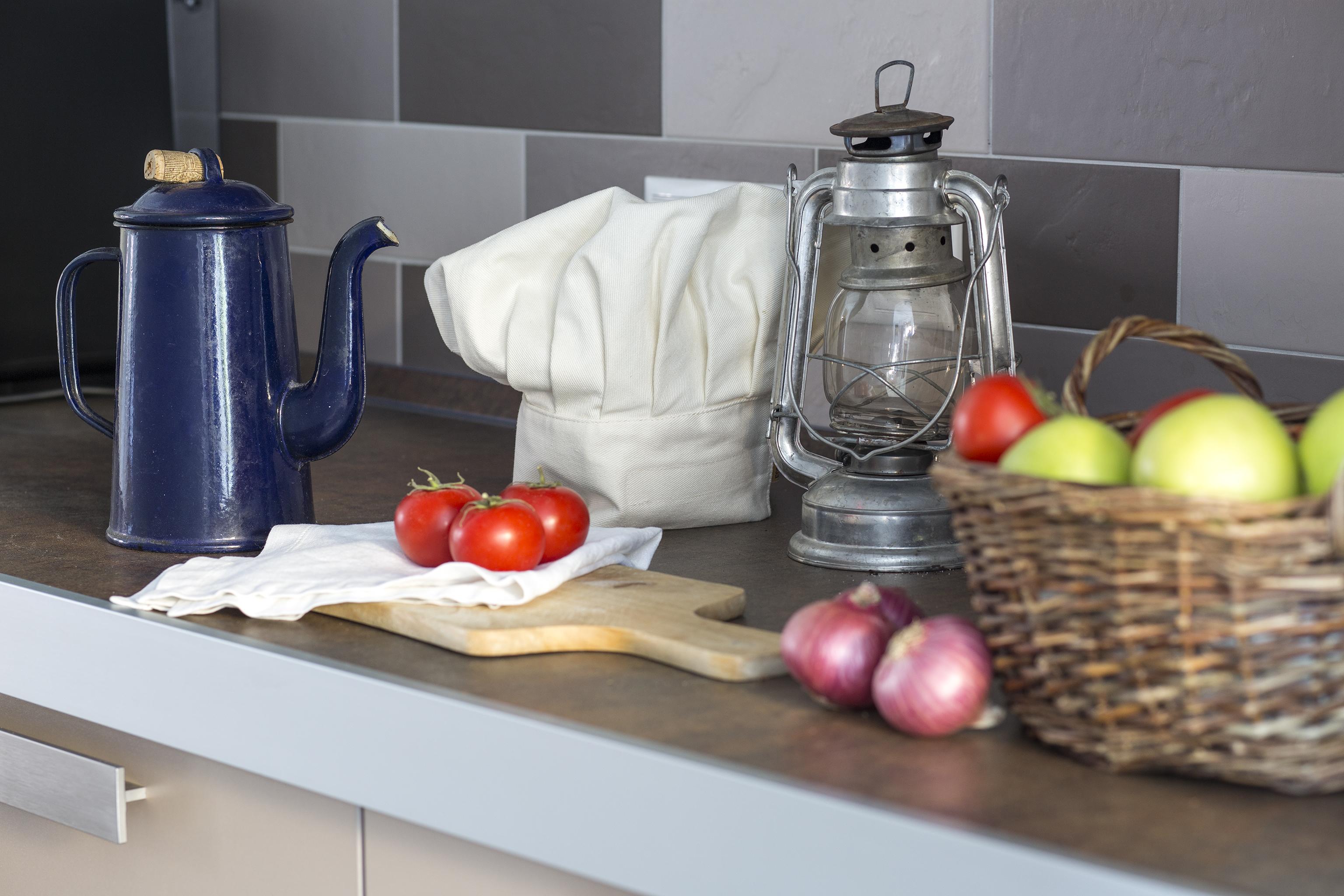 Кухонный уголок. Деталь