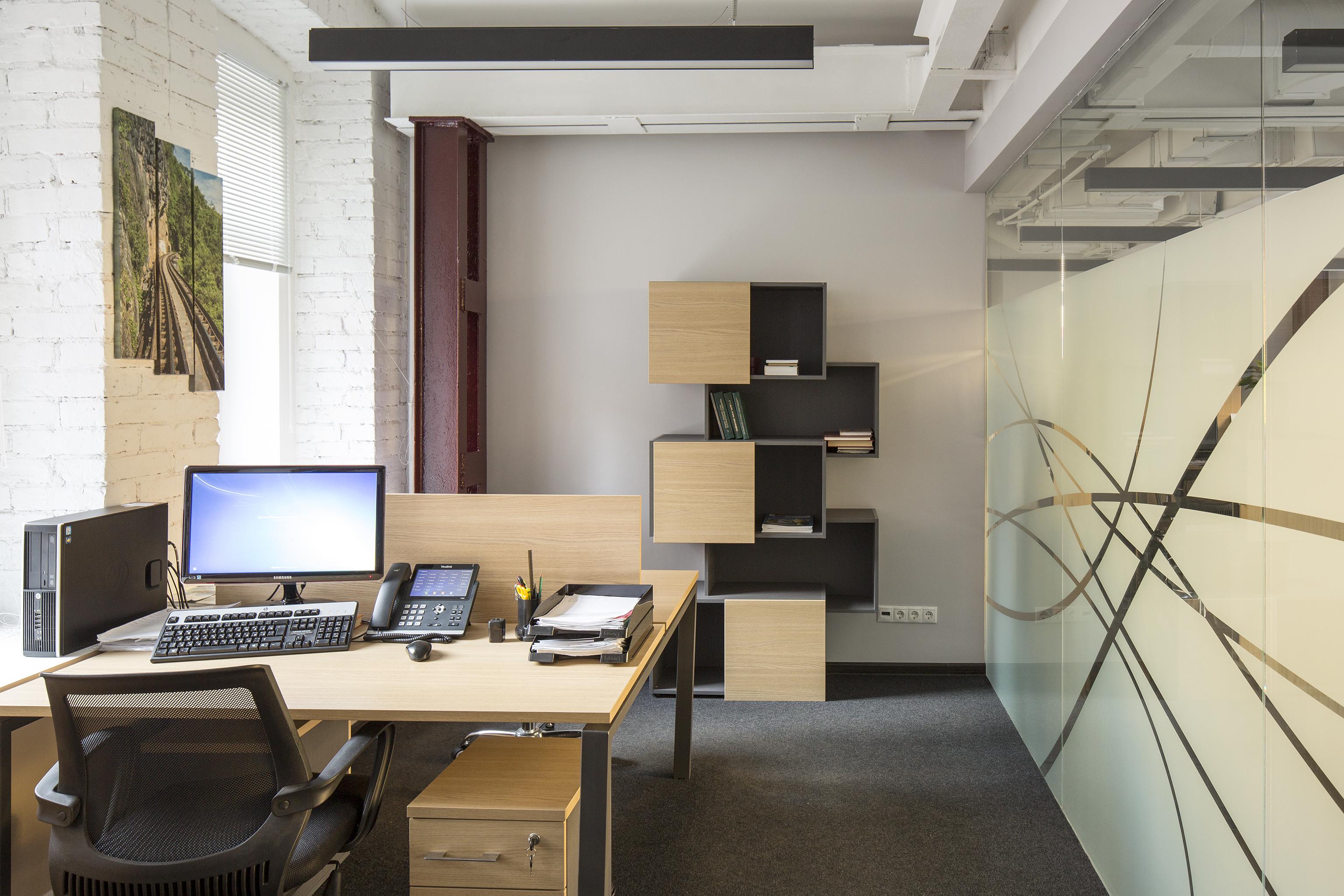 Отдельный рабочий кабинет