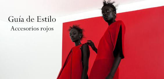 #GuíaDeEstilo: Accesorios rojos perfectos para San Valentín