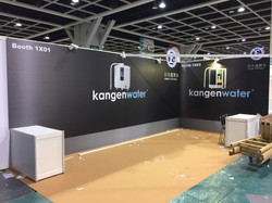 第十五屆香港冬日美食展  公司:Enagic