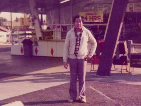 """A Look Back at Ted Ngoy: Cambodian Refugee Turned """"Donut King"""""""