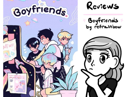 Comic Review of 'Boyfriends' by Refrainbow