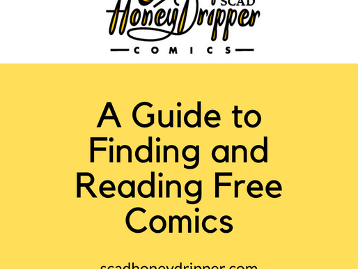 A Guide to Finding and Reading Free Comics
