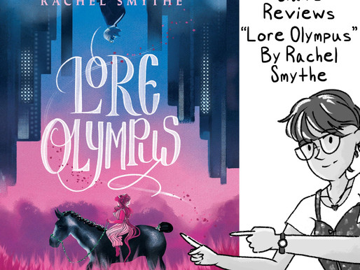 """Comic Review of """"Lore Olympus"""" by Rachel Smythe"""