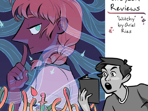 """Greysen reviews """"Witchy"""" by Ariel Slamet Ries"""