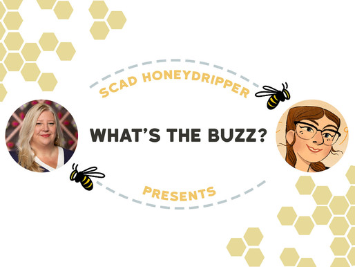 What's The Buzz? An Interview with SCAD Illustration Professor Casey Nelson