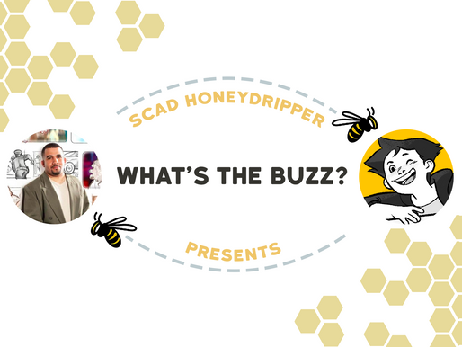 What's The Buzz? An Interview with SCAD Sequential Arts Professor Robert Castillo