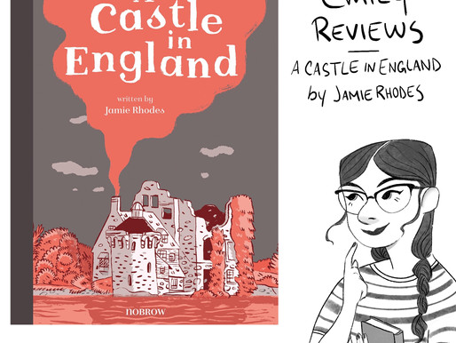"""Comic Review of """"A Castle in England"""" by Jamie Rhodes"""