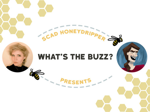 What's The Buzz? An Interview with SCAD Sequential Art Professor Kate Sherron