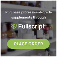Fullscript Online Order Button