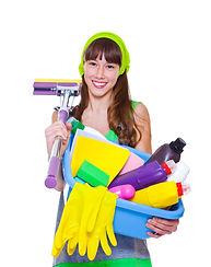 donne delle pulizie, giardinieri