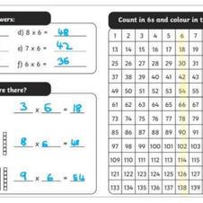 Harry's Maths Work