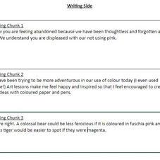 Florene's Writing