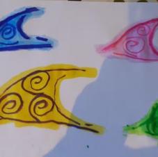 Mia's Art Work