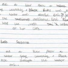 Riley's Writing