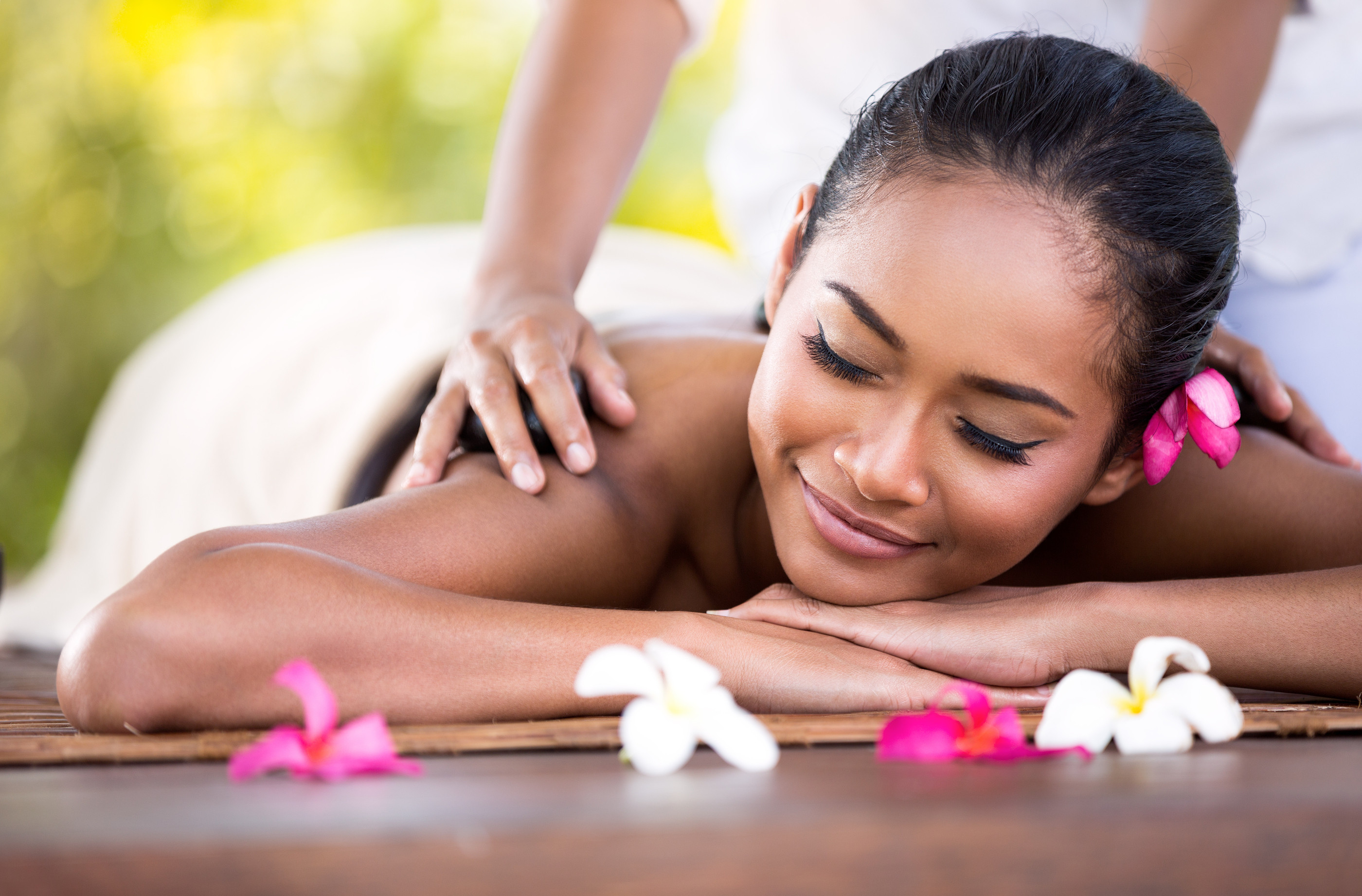 60 Min. Customized Table Massage