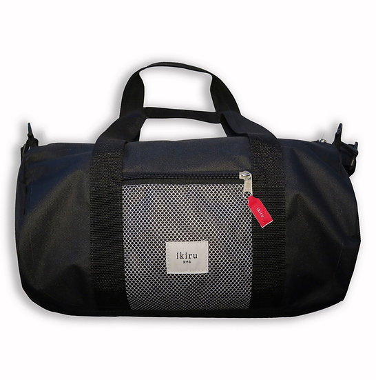 Dufflel Bag Preta