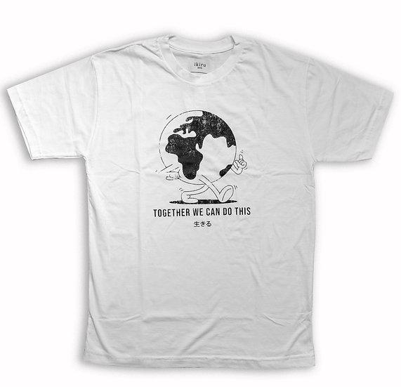 T-shirt Planeta