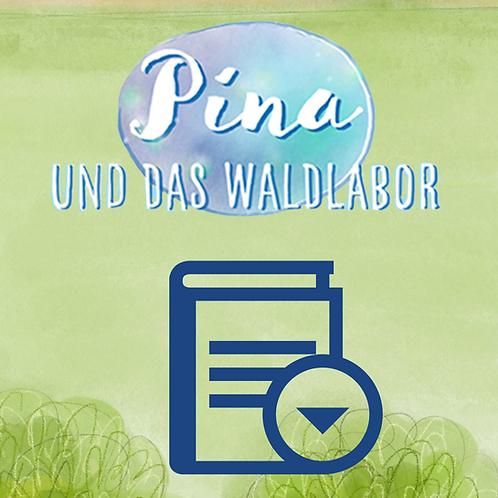 Pina und das Waldlabor Ebook (PDF)