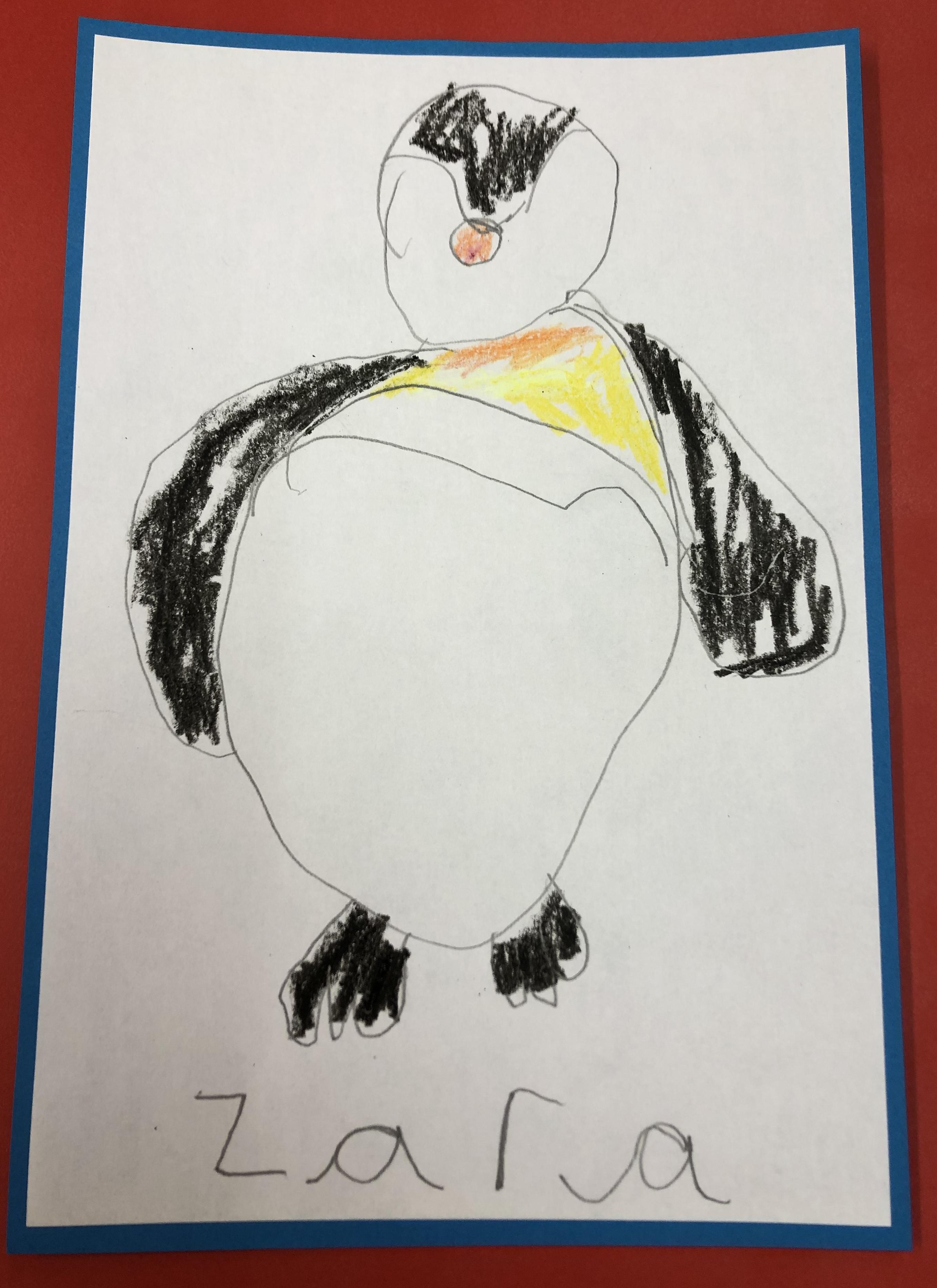 Tynnu pengwin