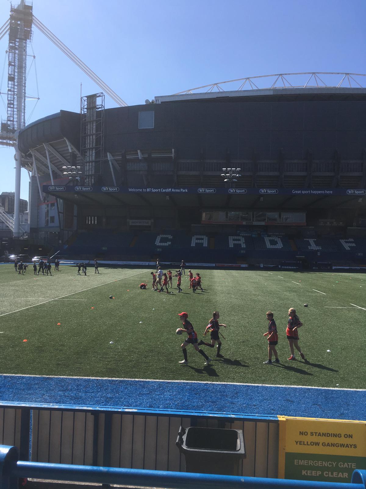 Cardiff Arms Park 2019