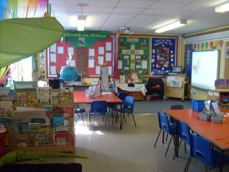 Foundation Phase Classroom