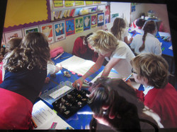 We have examined lots of rocks.