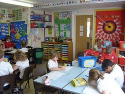 Key Stage 2 Classroom