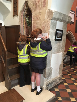 Investigating the church