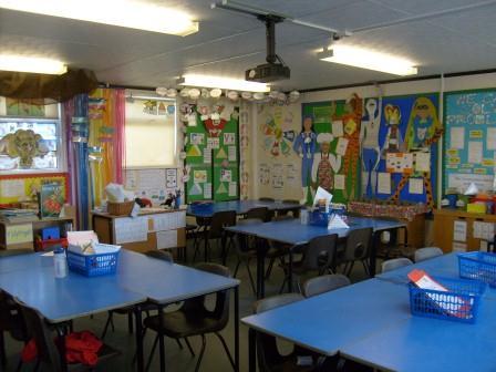 Satellite Key Stage 2 Classroom