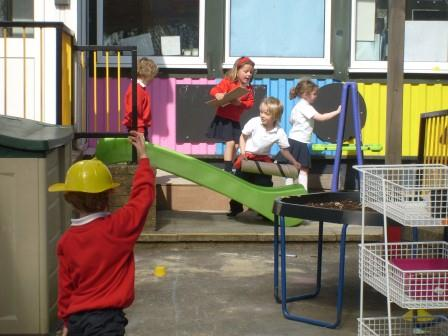 Foundation Phase Outdoor Play Area