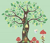 enchanted-fairy-tree-nursery-wall-sticke