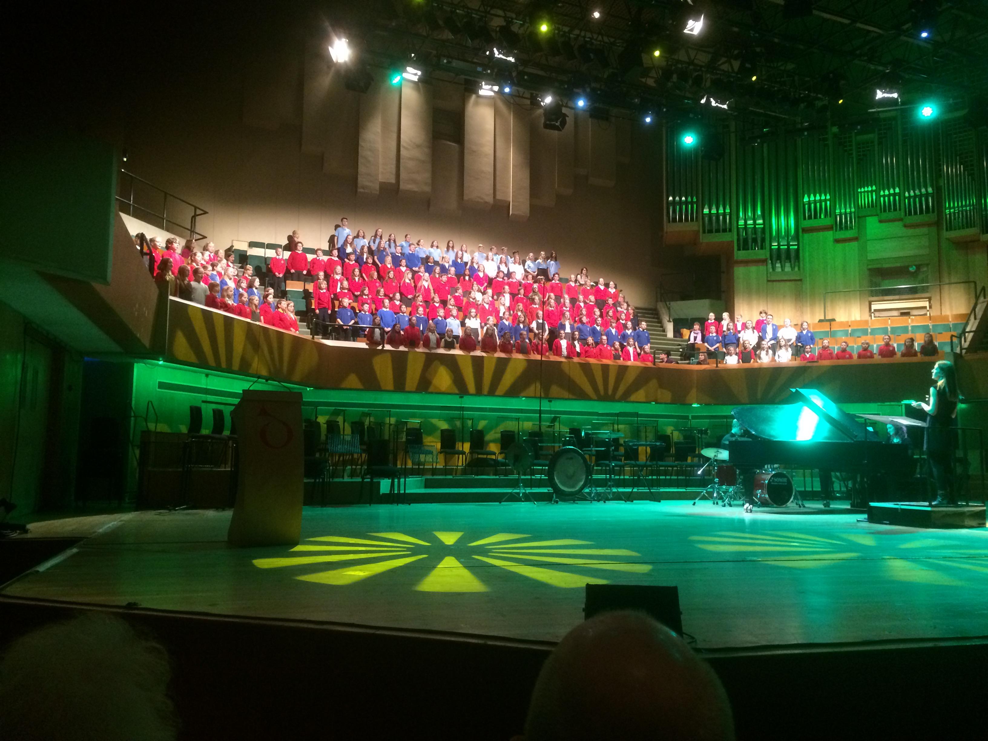 Choir St Davids Hall