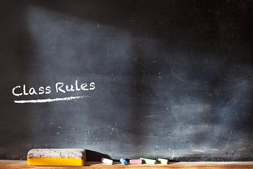 Birch Bedwen Class Rules