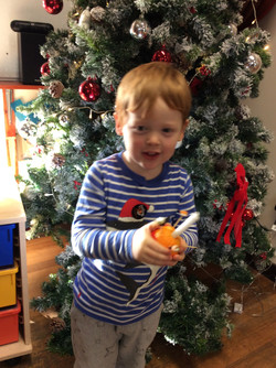 Gwneud christingle