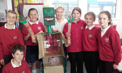 DT - Making our monster!