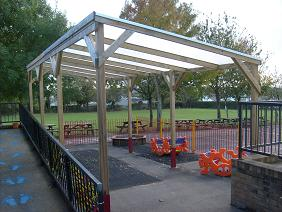 Foundation Phase Sheltered Area