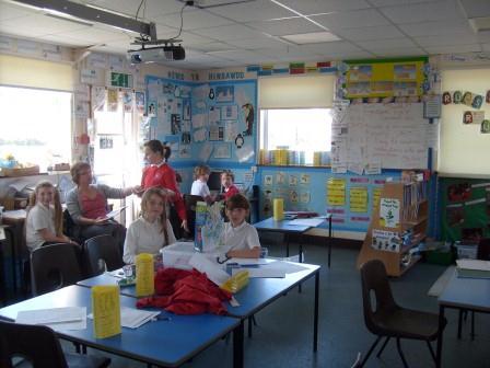 Annex Key Stage 2 Classroom
