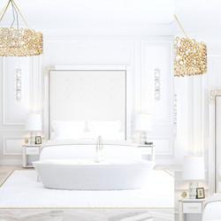 villa chambre