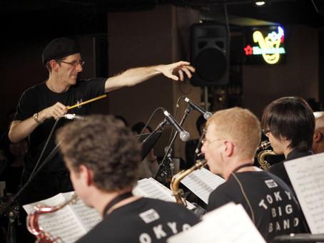 Tokyo Big Band: 楽譜好評発売中