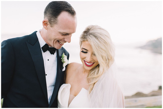 Bridget + Jesse | Lodge at Pebble Beach