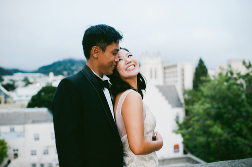 Berkeley City Club Wedding Photographer-