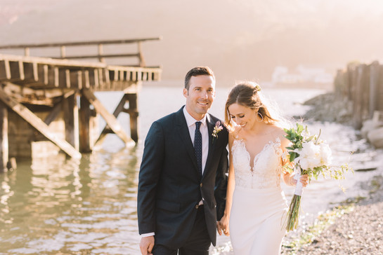Sam + Ross | Presidio Yacht Club, Sausalito