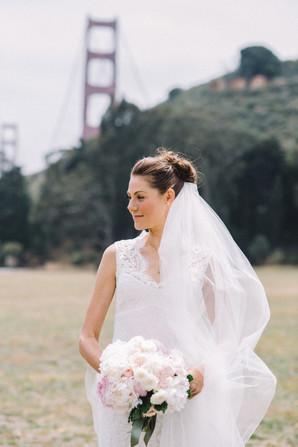 Cavallo Point Presidio Wedding Photograp