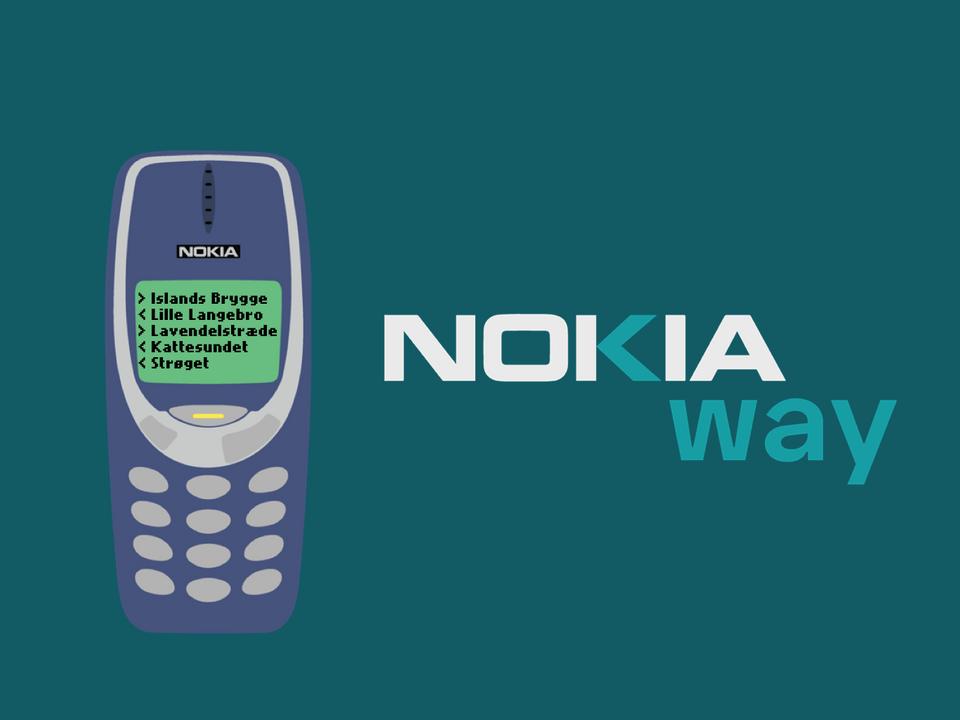 Nokia way