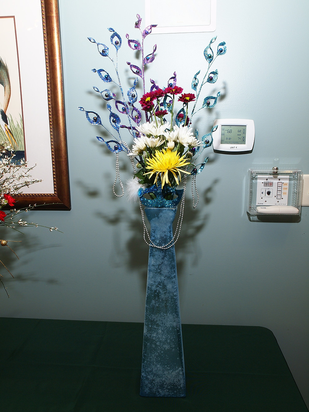 Judy Pfister's Floral Design Exhibit